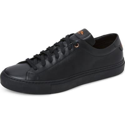 Good Man Brand Edge Sneaker, Black