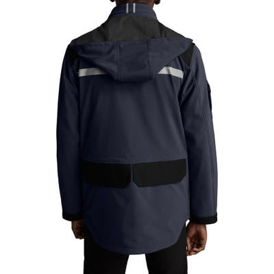 Canada Goose Photojournalist Regular Fit Jacket, Blue