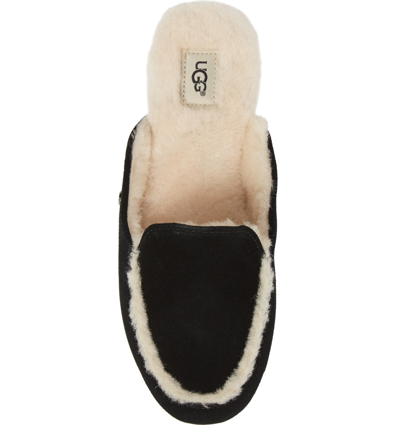82ab1a613bd Lane Genuine Shearling Slipper