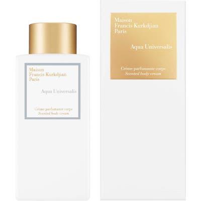 Maison Francis Kurkdjian Paris Aqua Universalis Scented Body Cream