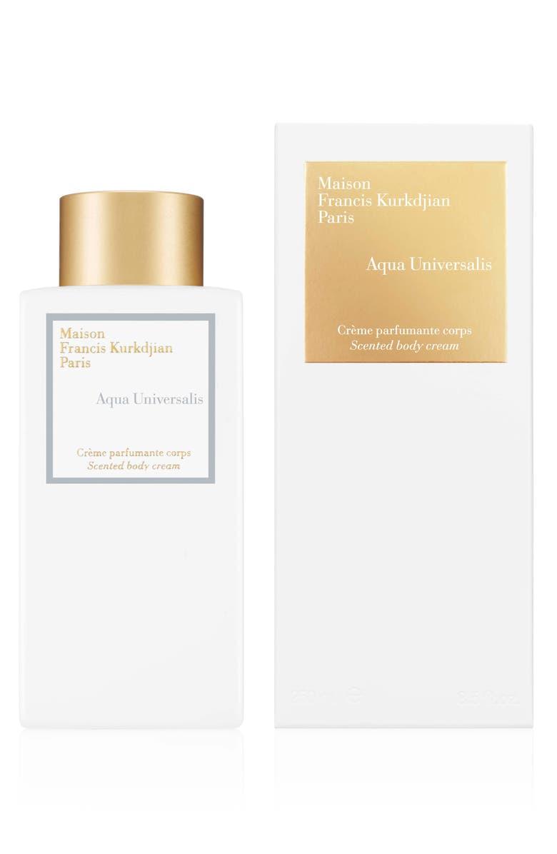 MAISON FRANCIS KURKDJIAN PARIS Aqua Universalis Scented Body Cream, Main, color, NO COLOR
