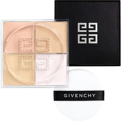 Givenchy Prisme Libre Finishing & Setting Powder - 02 Satin Blanc
