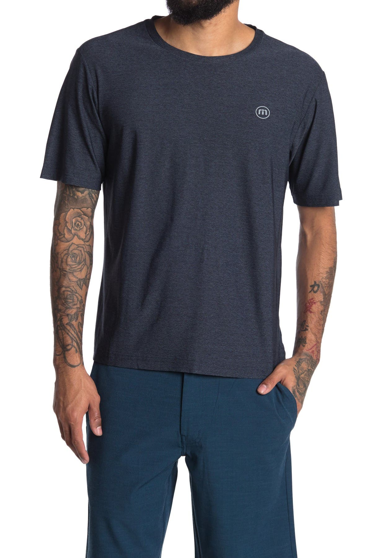 Image of TRAVIS MATHEW Drafter Shirt