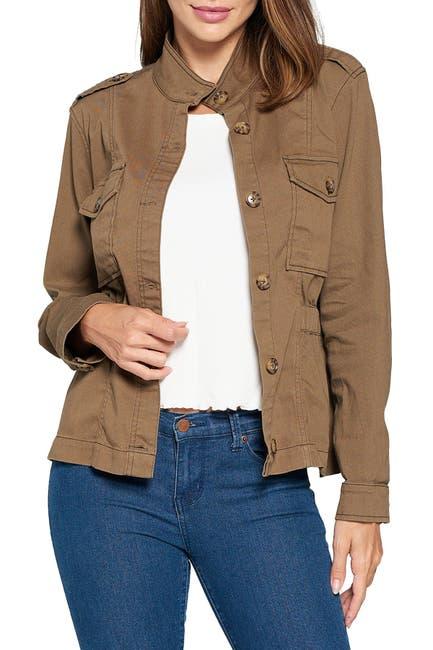 Image of MAUBY Long Sleeve Button Up Jacket