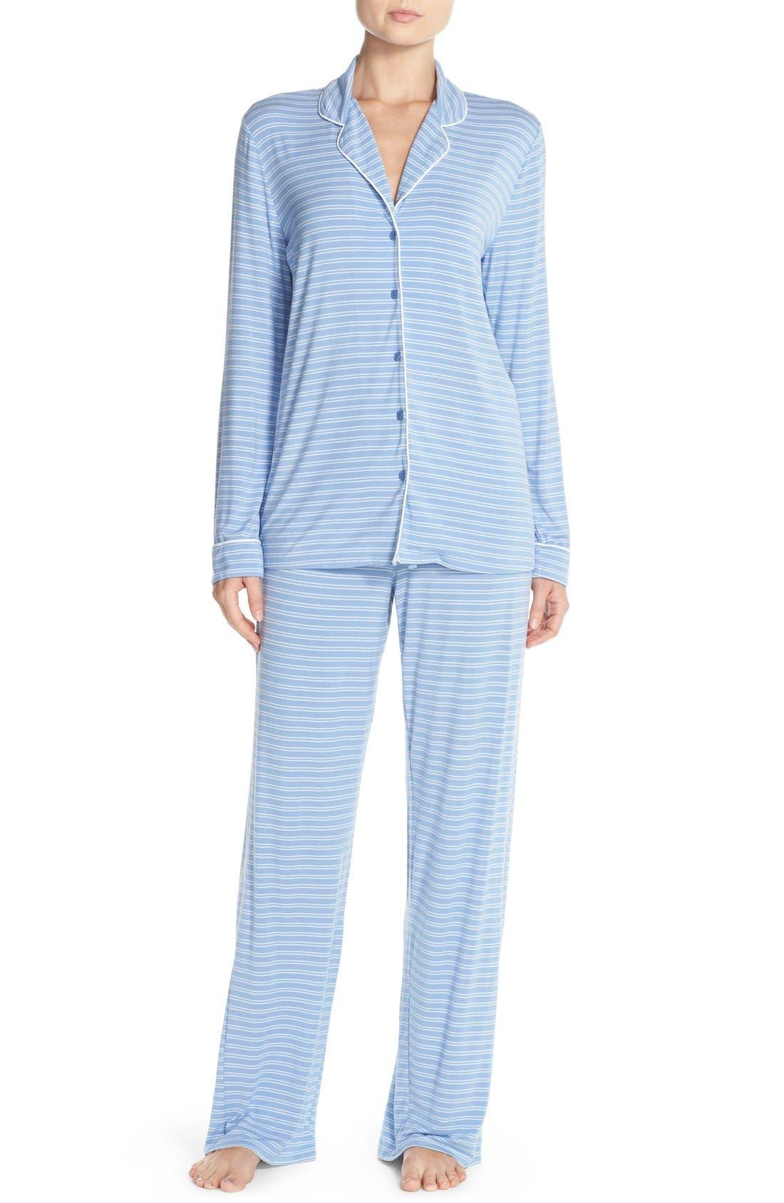 ,                             Moonlight Pajamas,                             Main thumbnail 224, color,                             451