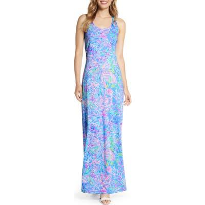 Lilly Pulitzer Treena Maxi Dress, Blue