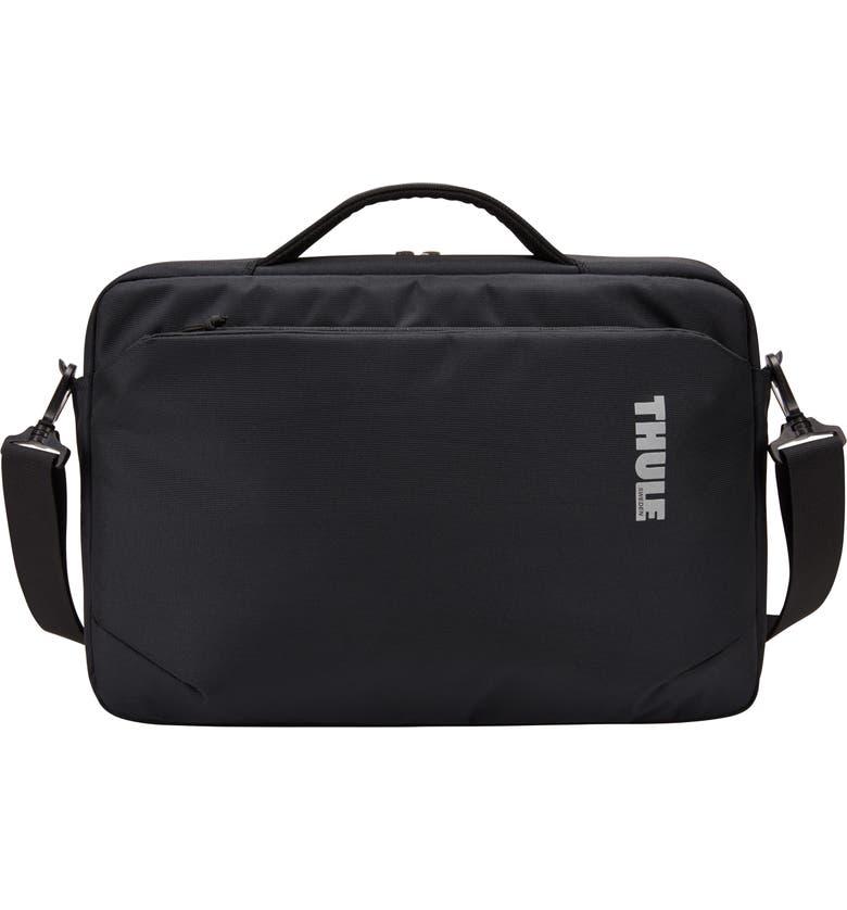 THULE Subterra 15-Inch Laptop Bag, Main, color, BLACK