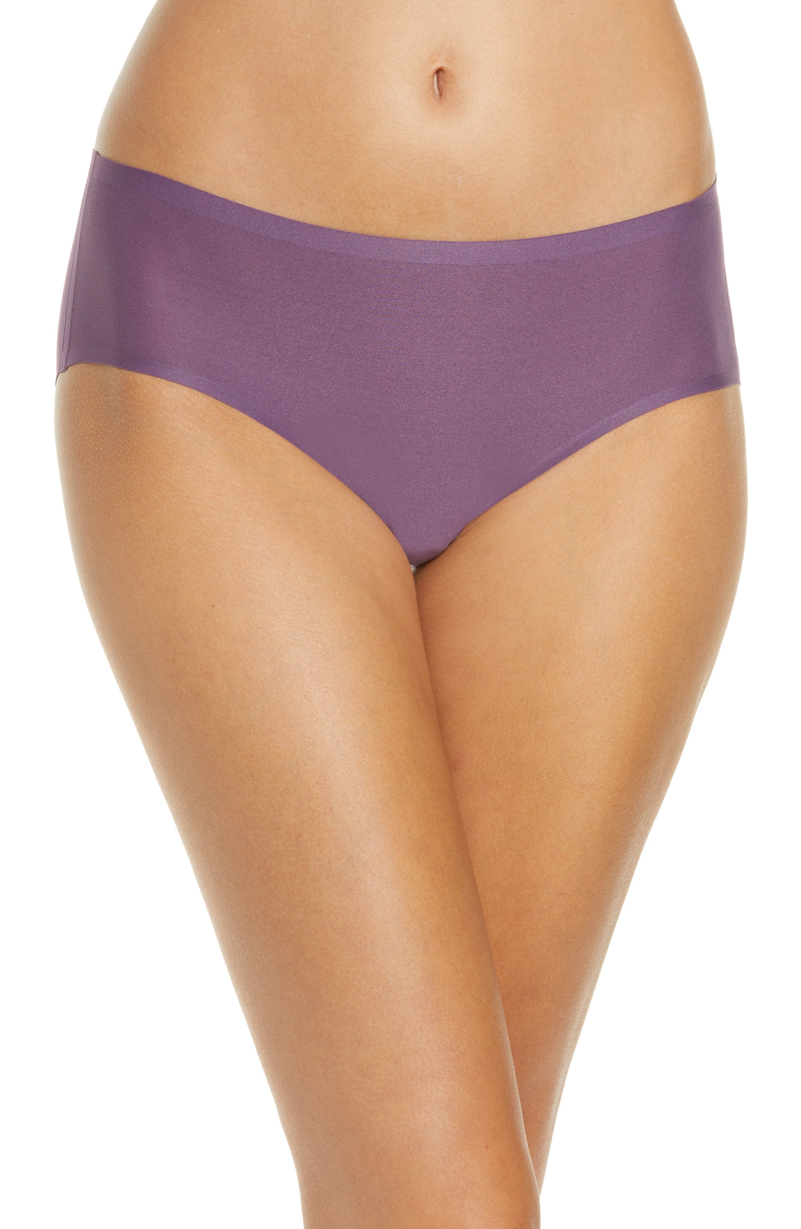 Soft Stretch Seamless Hipster Panties