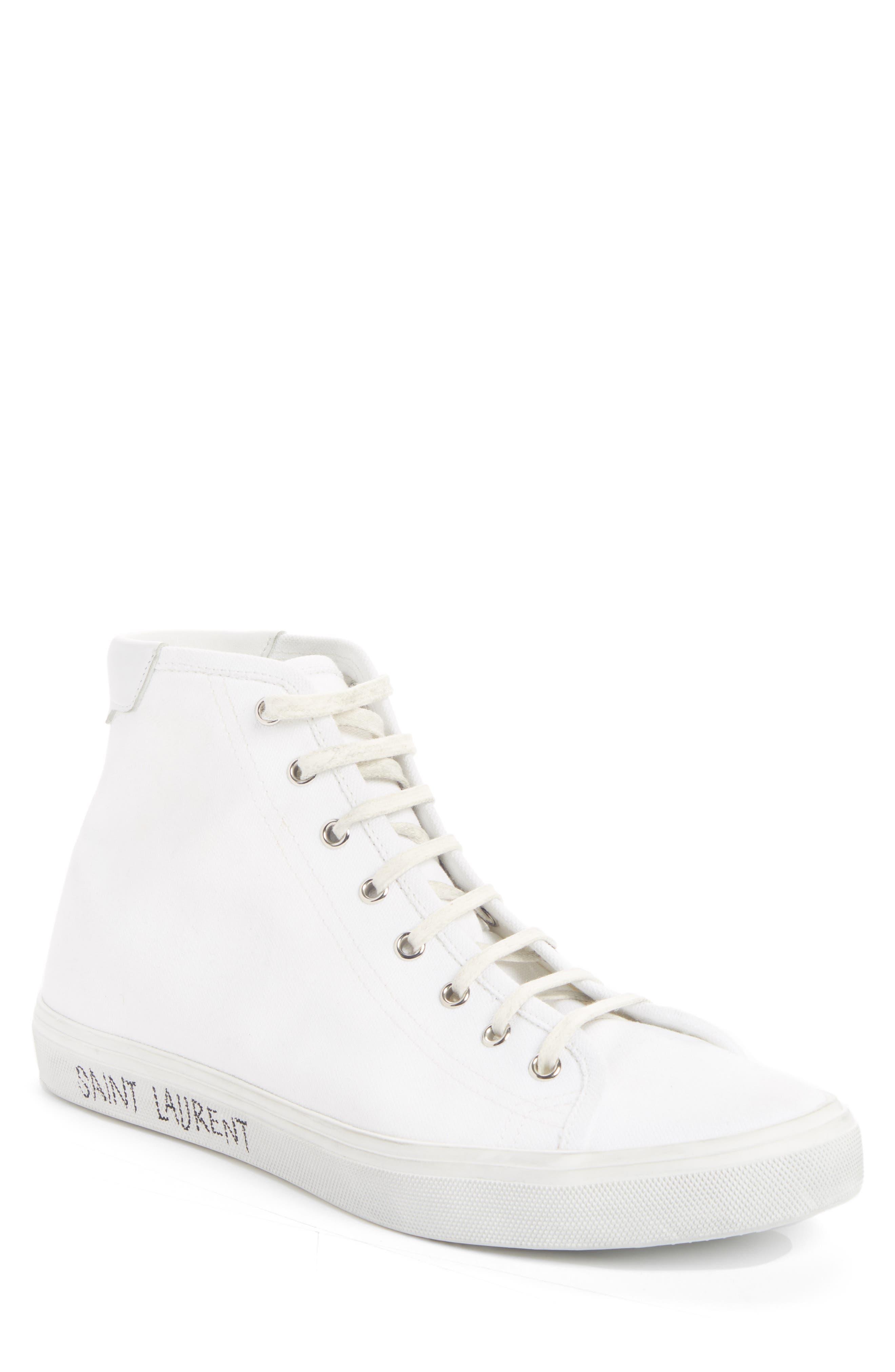 Saint Laurent Malibu Sneaker (Men