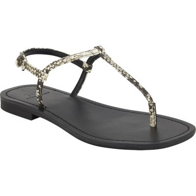 Marc Fisher Ltd Fallona Studded Sandal, Grey