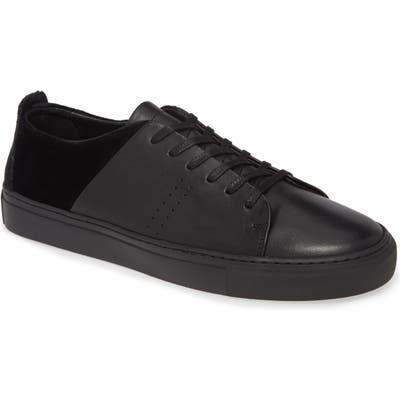 Supply Lab Michael Sneaker, Black