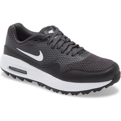 Nike Air Max 1 G Golf Shoe, Black