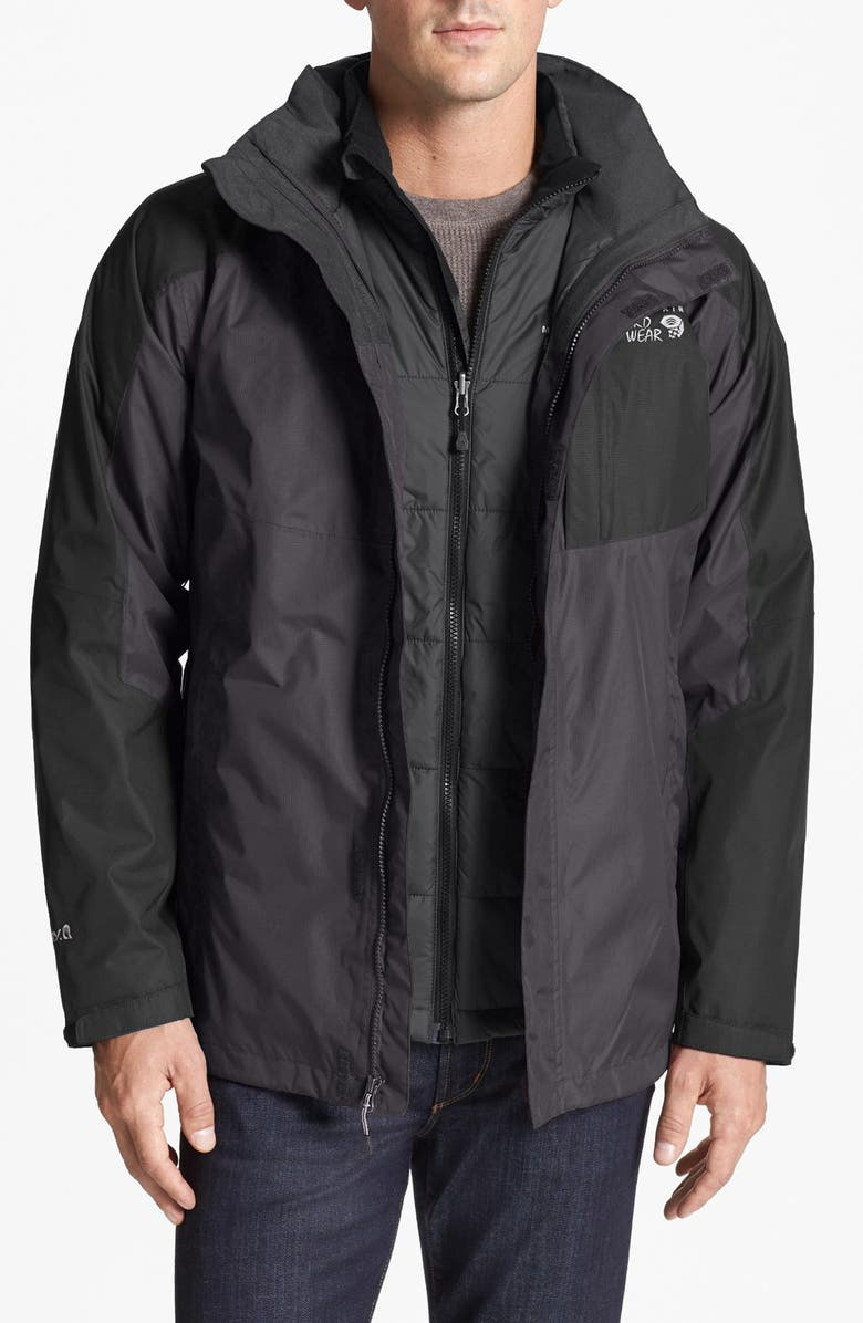 Mountain Hardwear 'Excursion Trifecta' 3-in-1 Jacket | Nordstrom