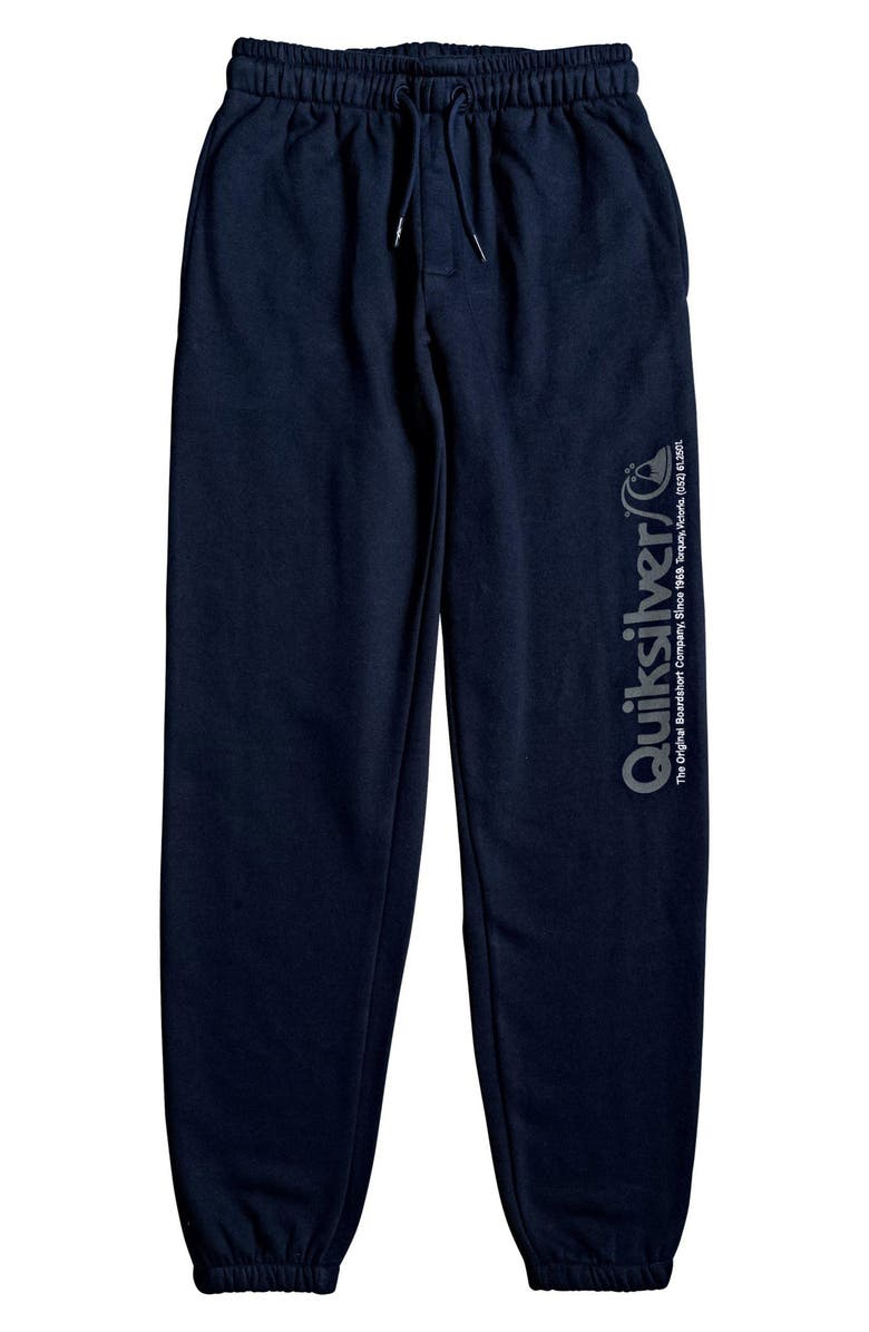 QUIKSILVER Track Pants, Main, color, NAVY BLAZER