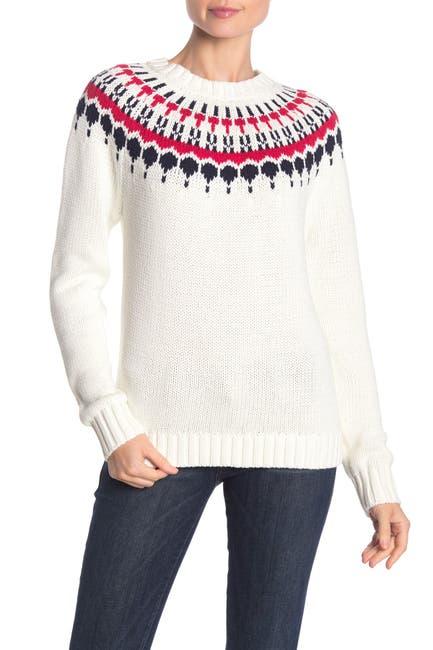 Image of J. Crew Fair Isle Pullover Sweater