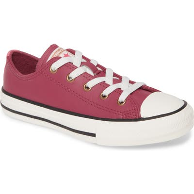 Converse Chuck Taylor All Star Mission Leather Low Top Sneaker
