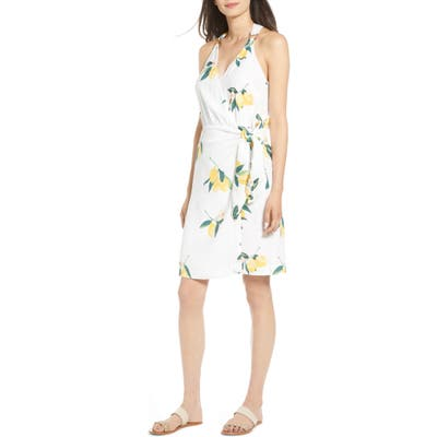 Rails Trista Print Wrap Dress