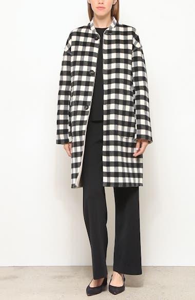 Reversible Double Face Wool Coat, video thumbnail