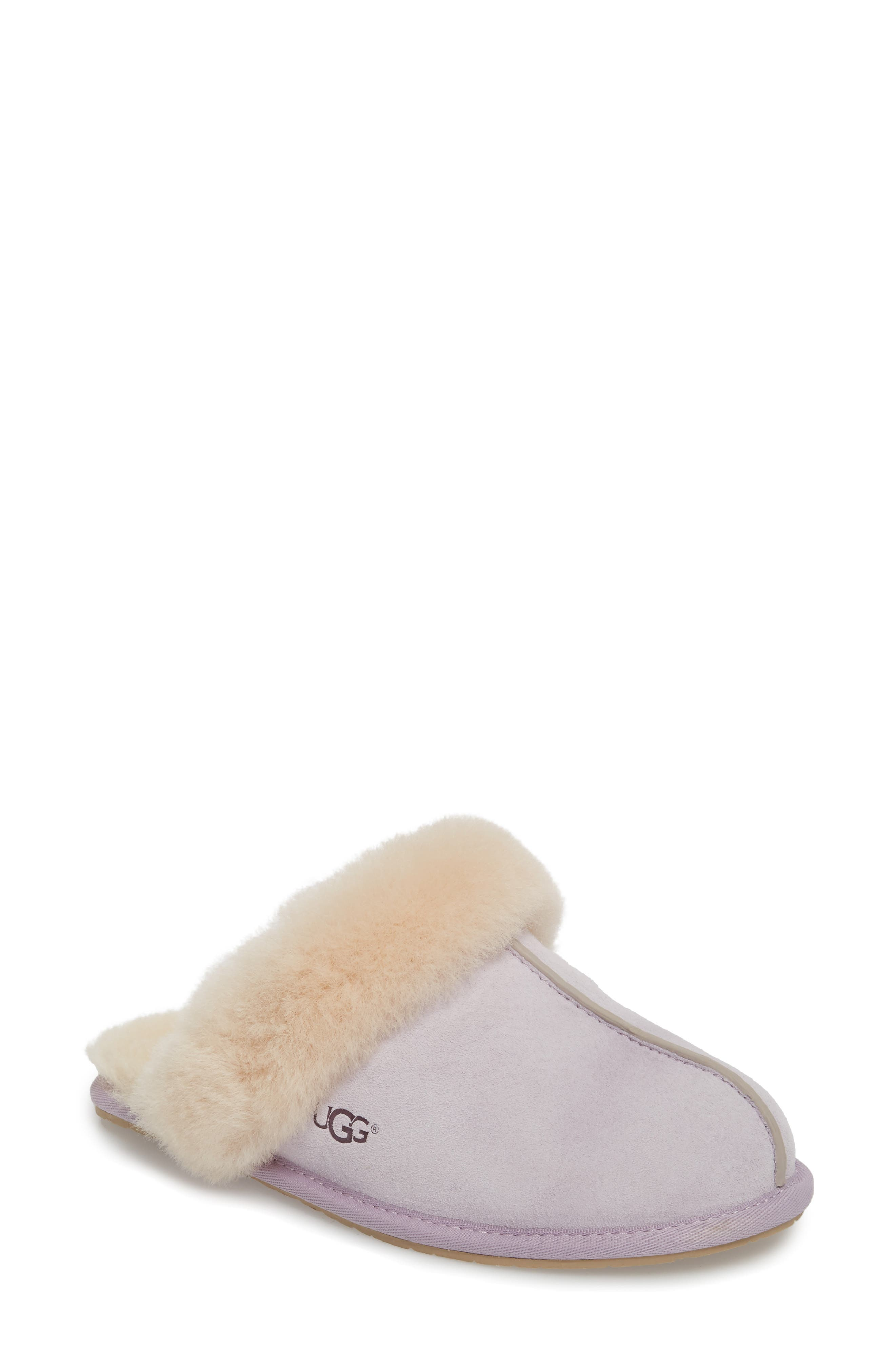 ,                             Scuffette II Water Resistant Slipper,                             Main thumbnail 43, color,                             538