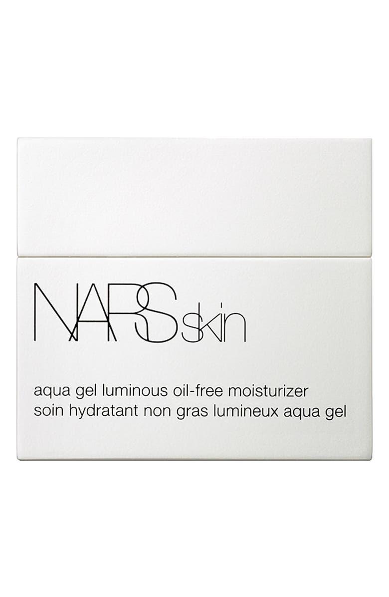 NARS Skin Aqua Gel Luminous Oil-Free Moisturizer, Main, color, NO COLOR