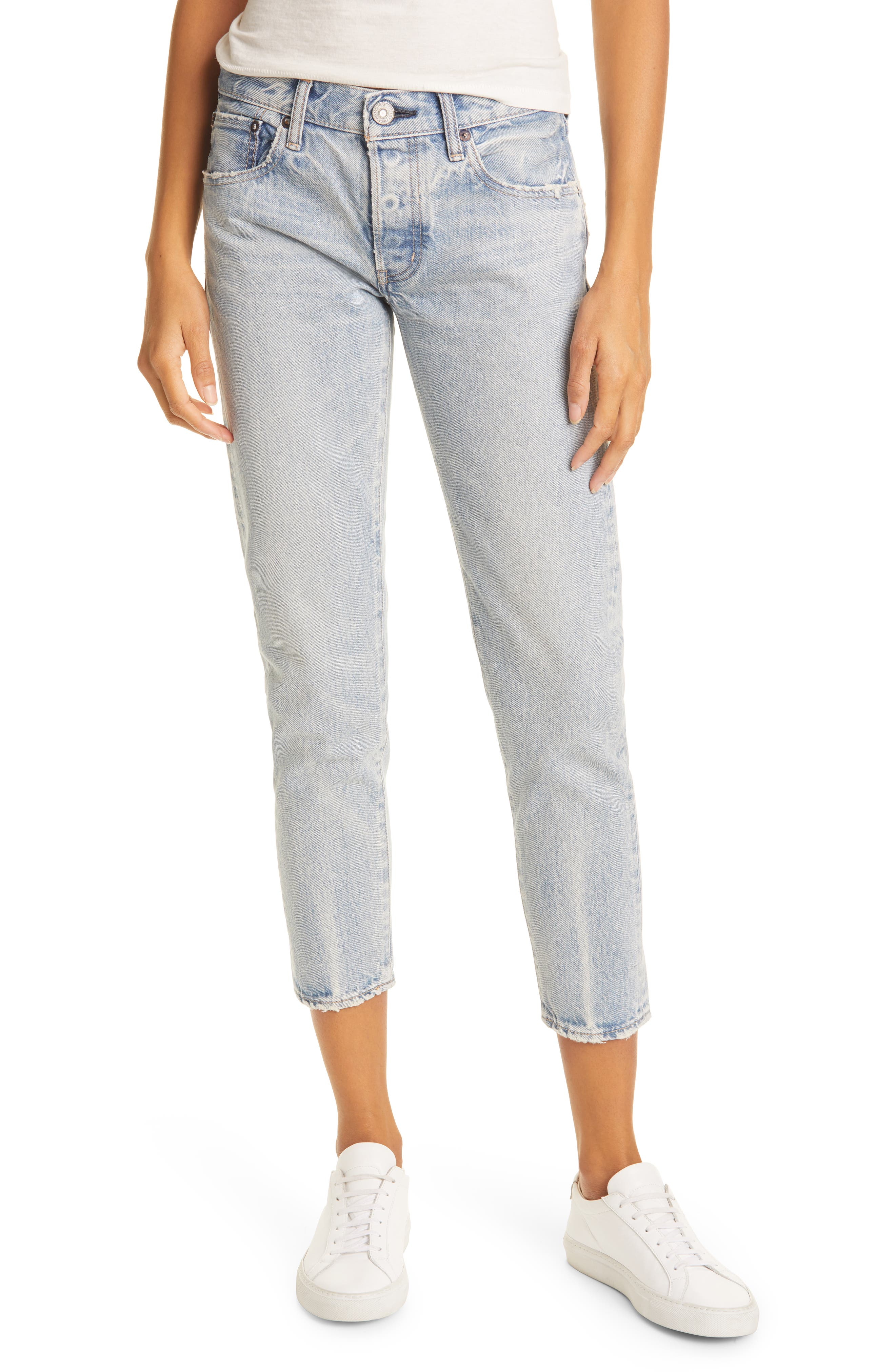 Cedar Rapids Tapered Skinny Jeans