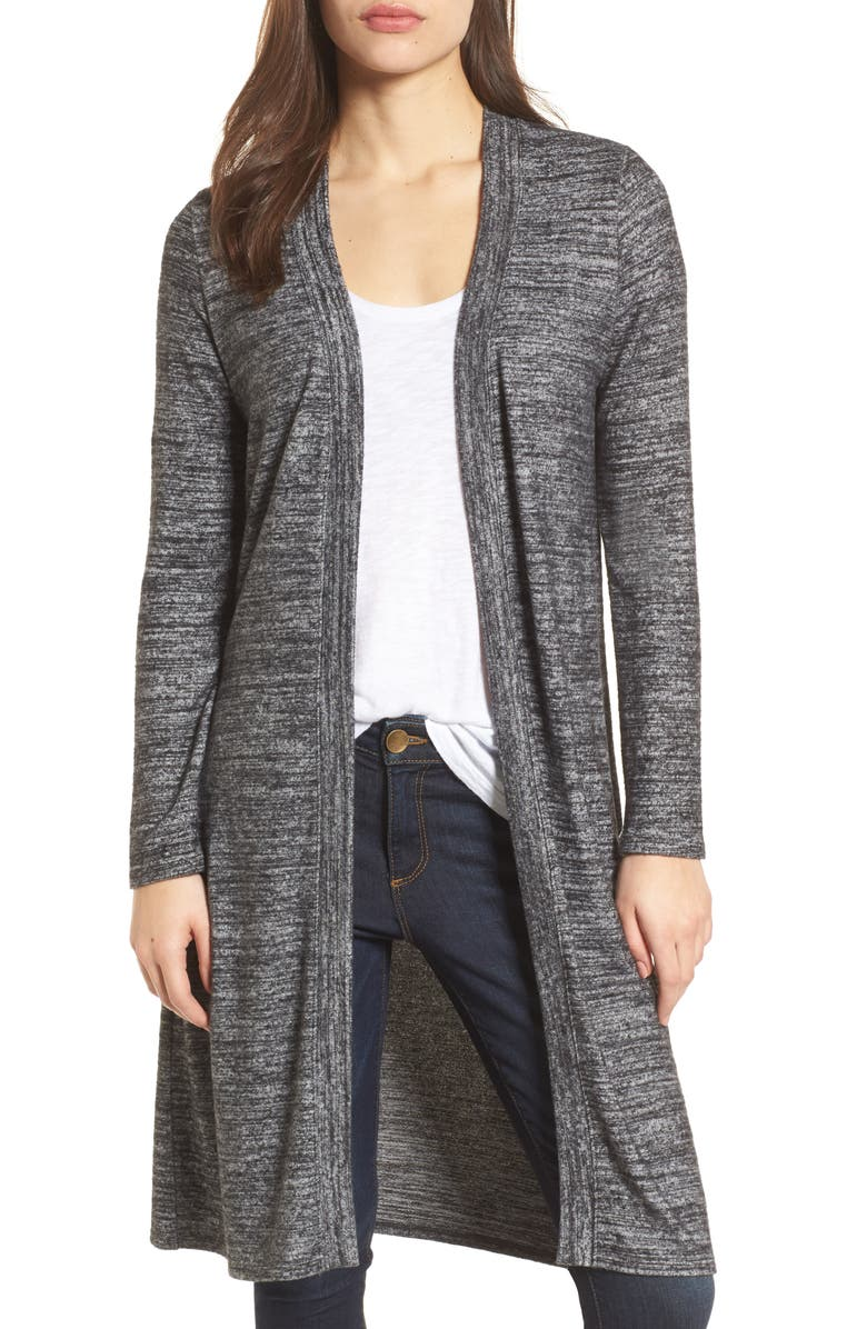 info for fd973 207e3 Velvet by Graham & Spencer Long Jersey Cardigan | Nordstrom