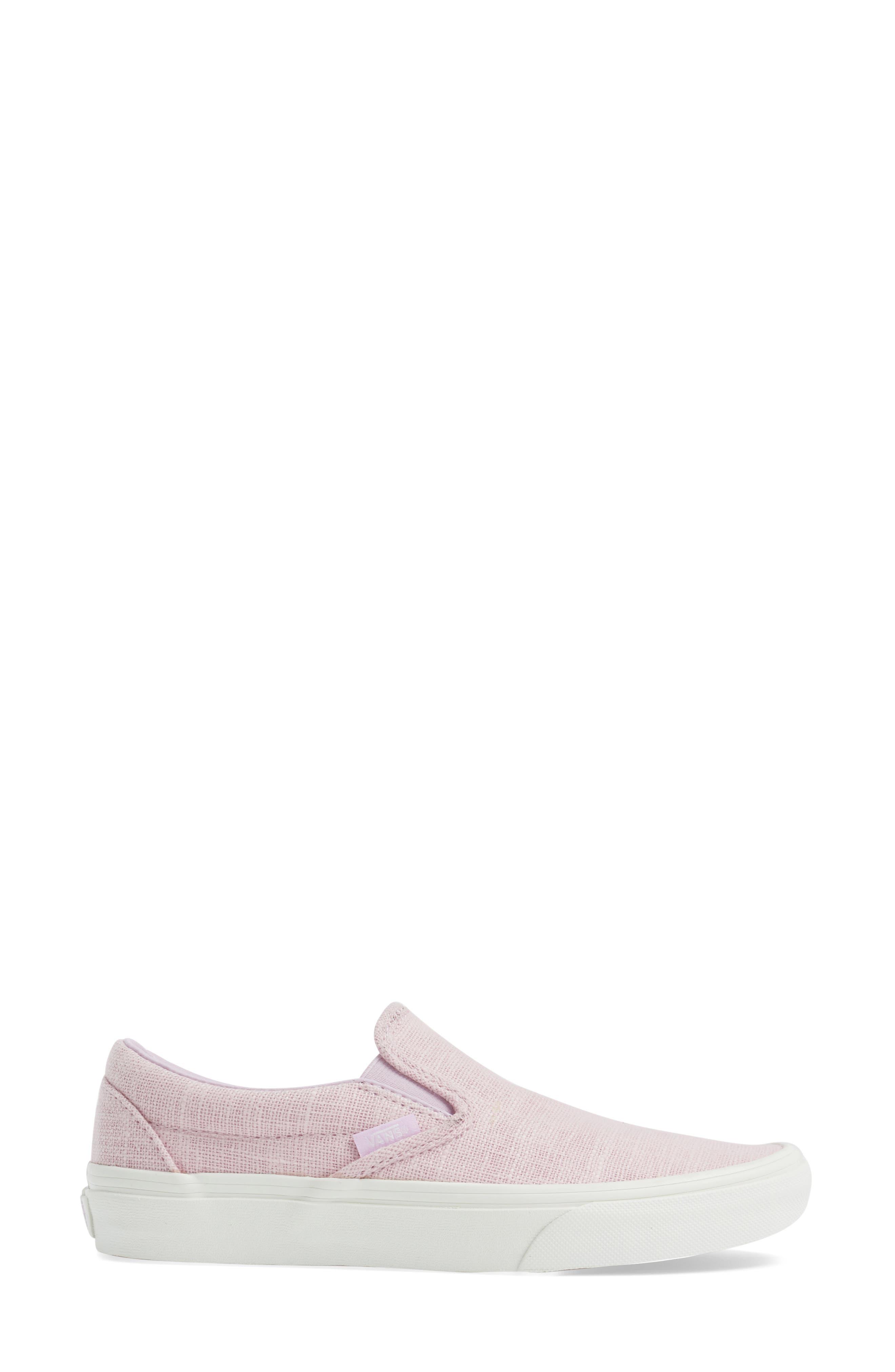 ,                             Classic Slip-On Sneaker,                             Alternate thumbnail 384, color,                             650