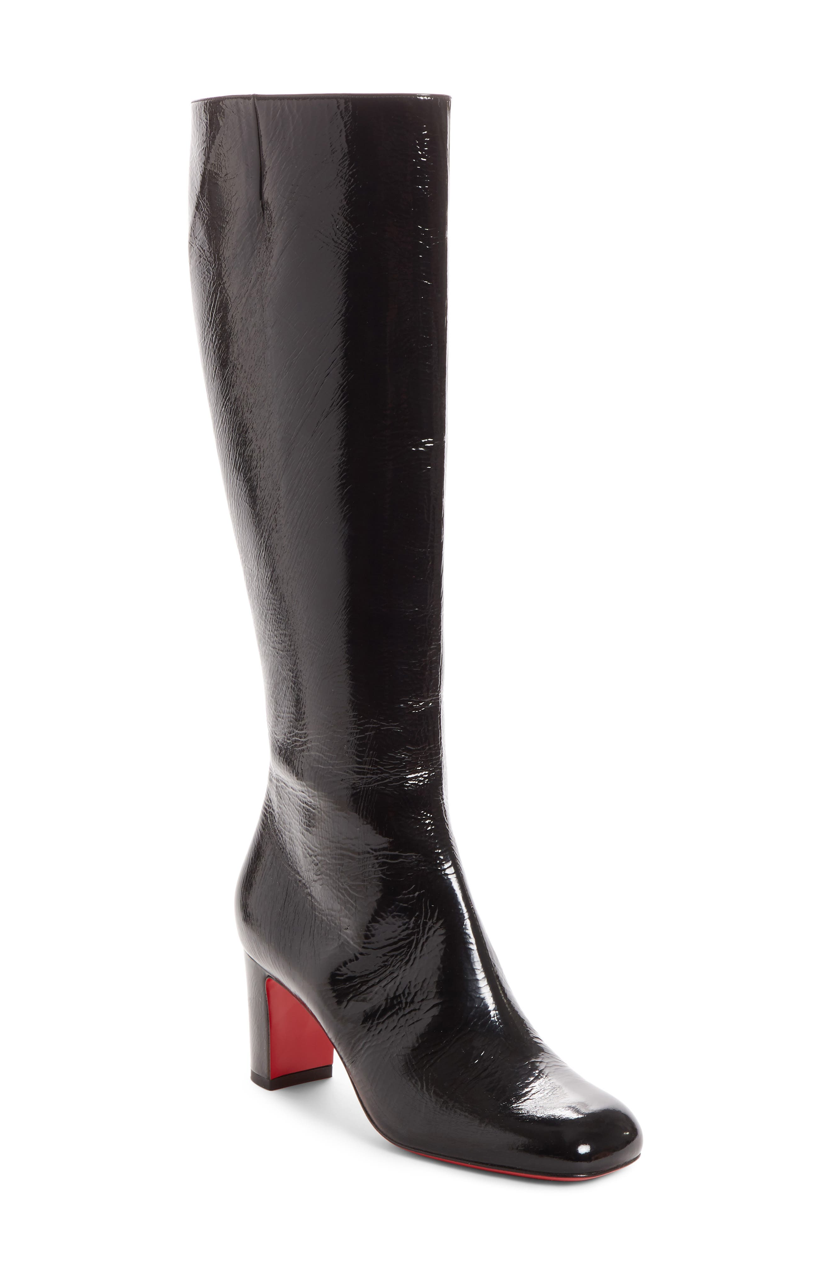 Christian Louboutin Cadrilla Knee High Boot