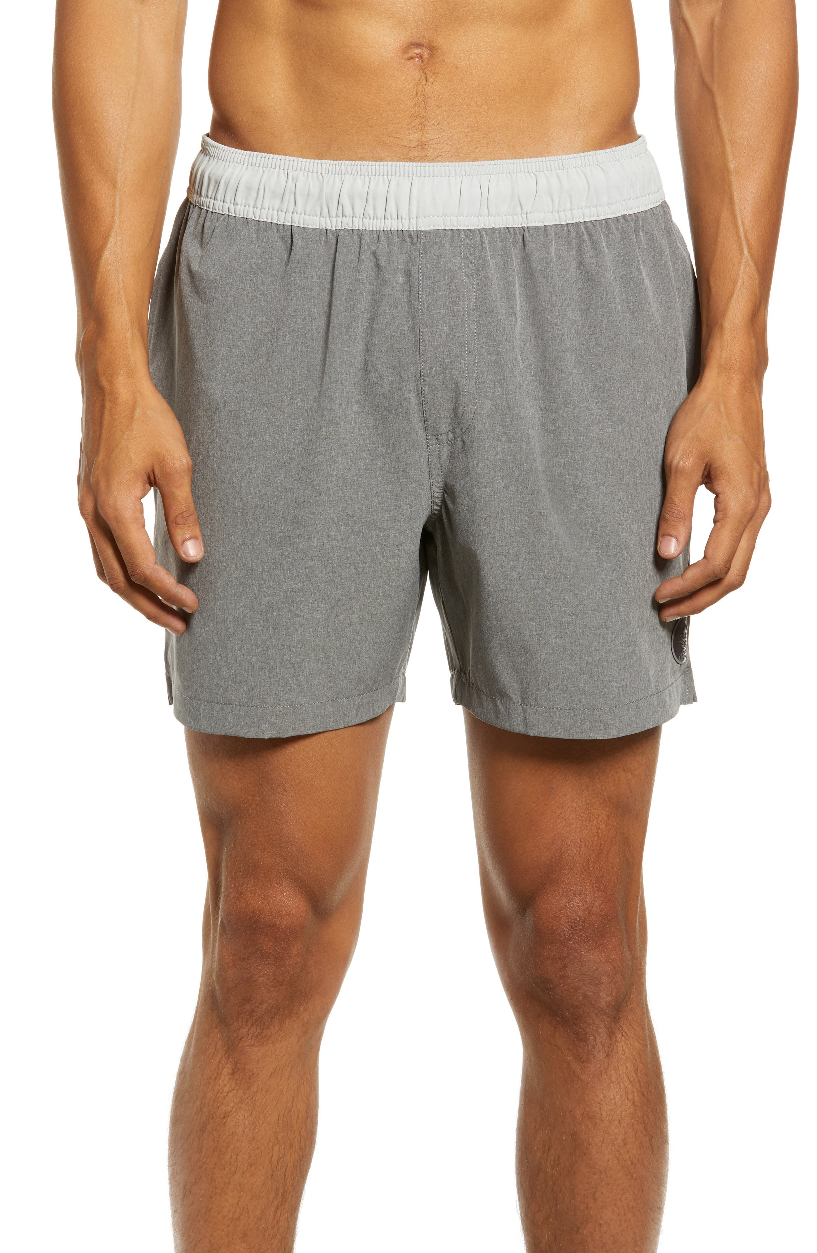 The Two Tones Hybrid Shorts