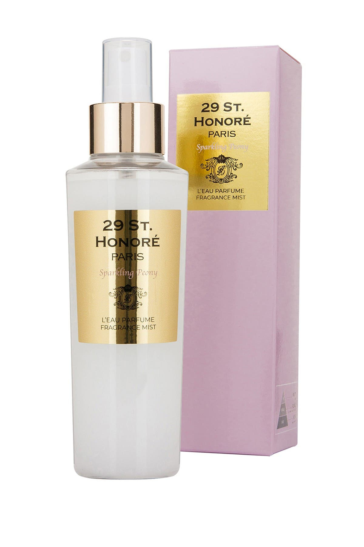 Image of 29 St. Honore Miracle Water Fragranced Body Mist - Sparkling Peony