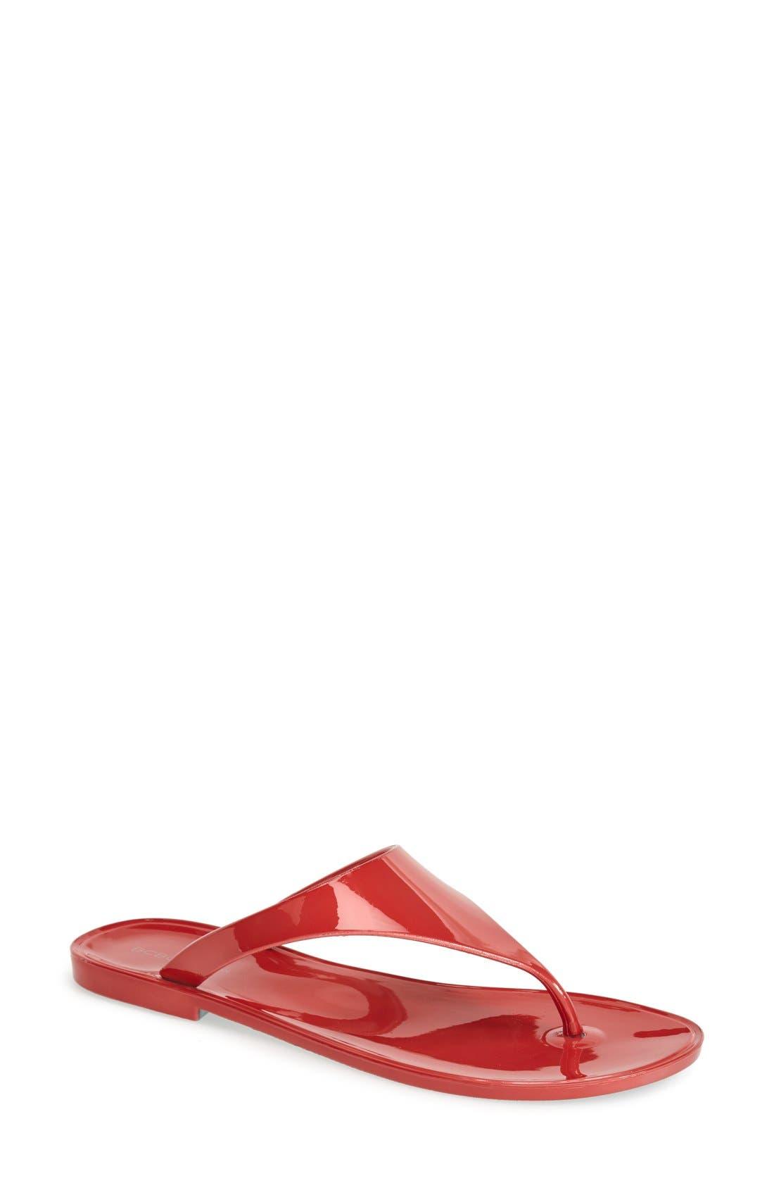 ,                             'Star' Jelly Sandal,                             Main thumbnail 21, color,                             640