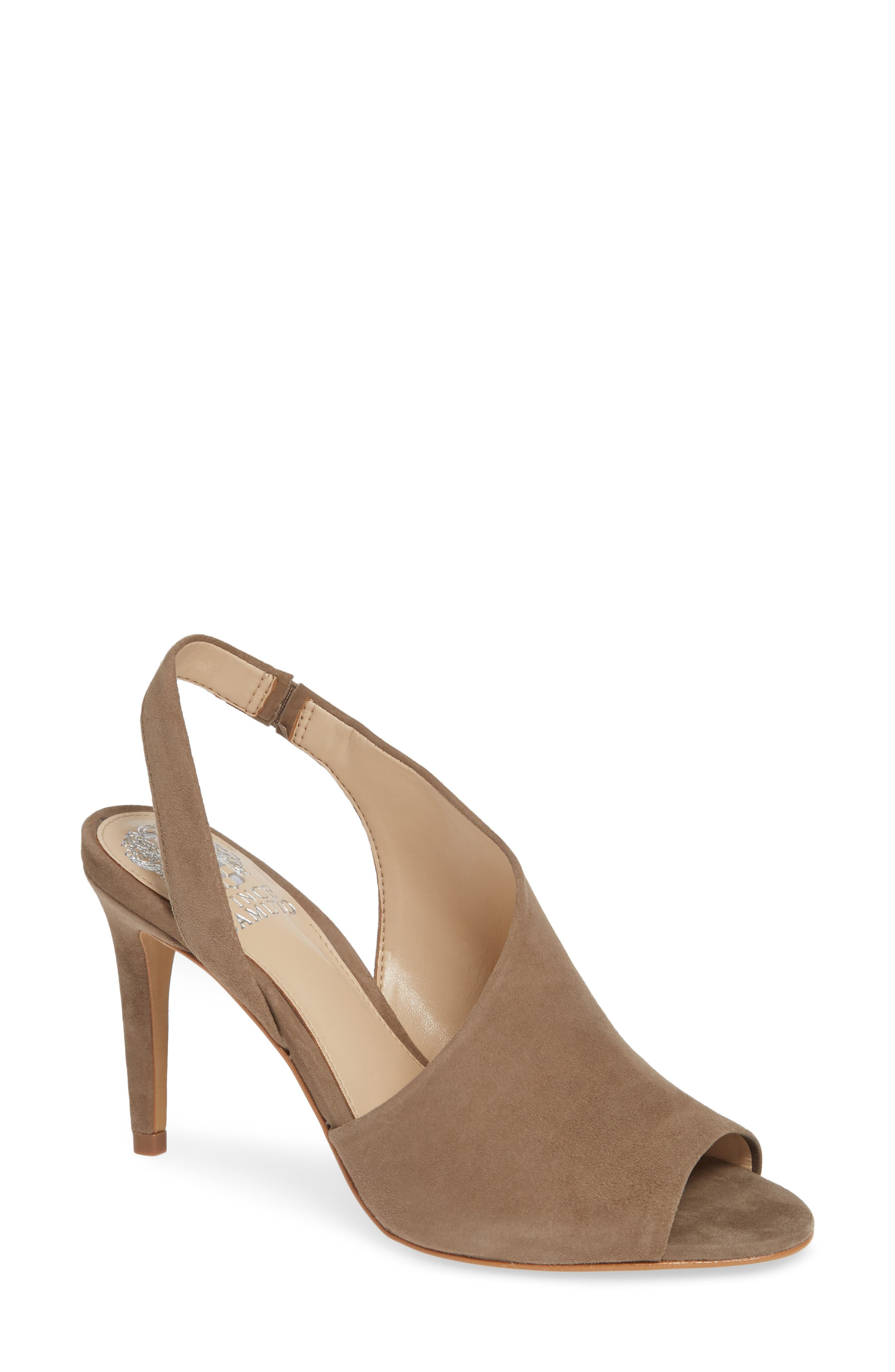 Vince Camuto Crasantha Sandal- Brown