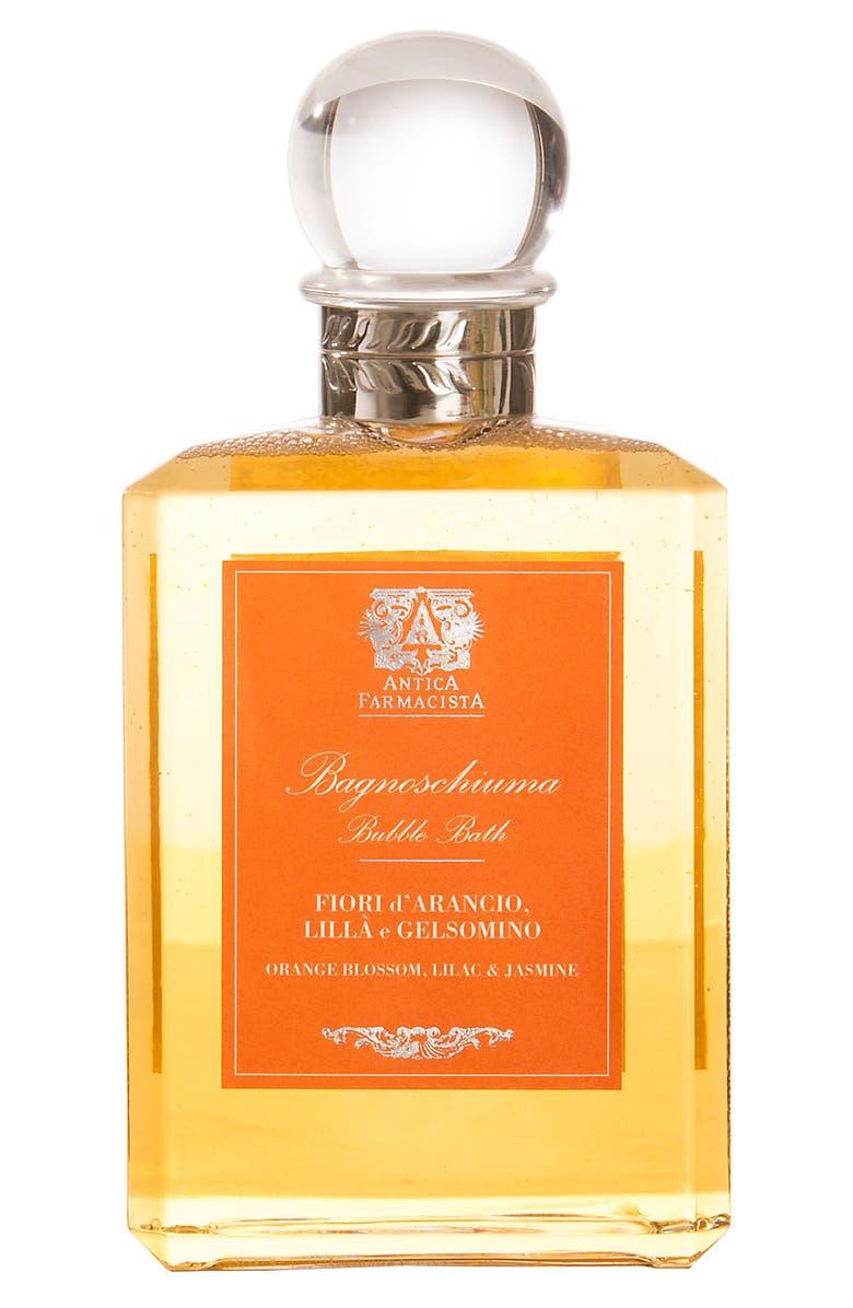 ANTICA FARMACISTA 'Orange Blossom, Lilac & Jasmine' Bubble Bath, Main, color, NO COLOR