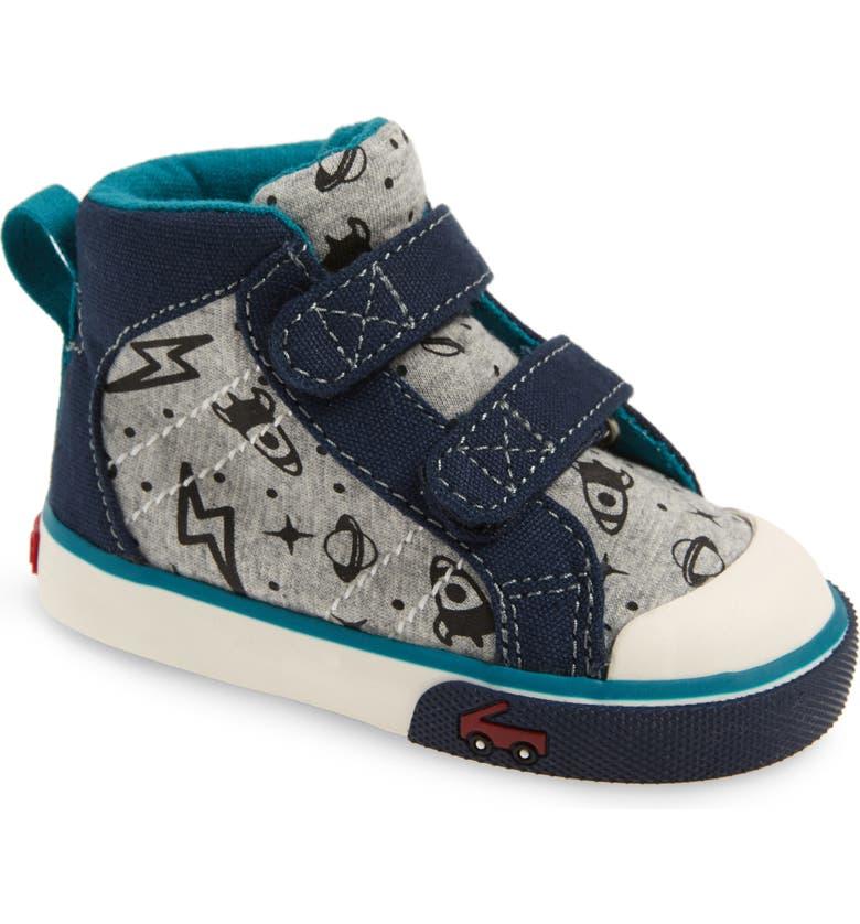 SEE KAI RUN Matty Sneaker, Main, color, GRAY SPACE