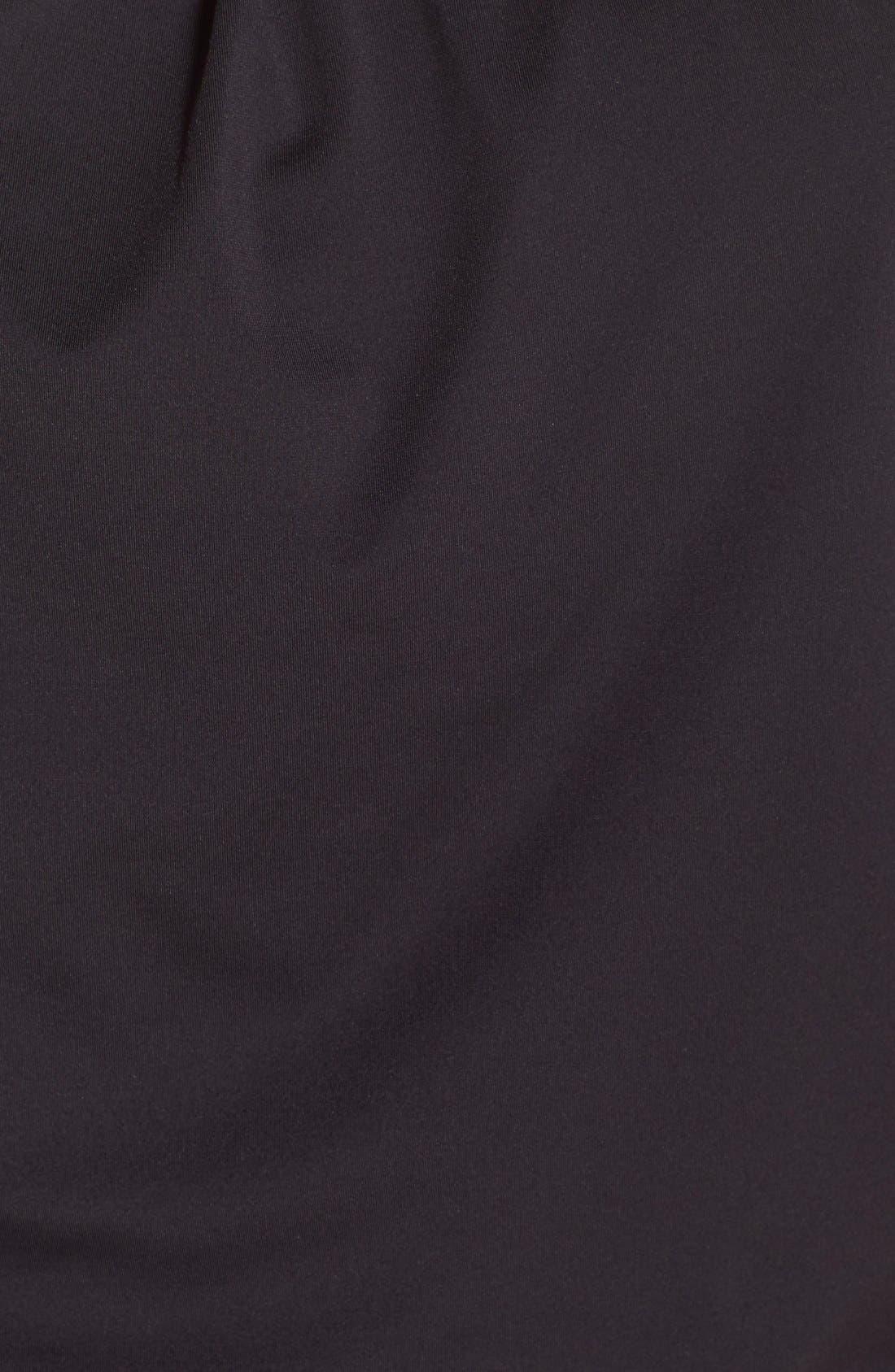 ,                             Pearl Bandini Blouson Tankini Top,                             Alternate thumbnail 6, color,                             001