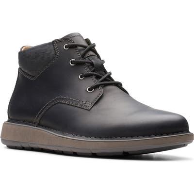 Clarks Un. larvik Sneaker, Black