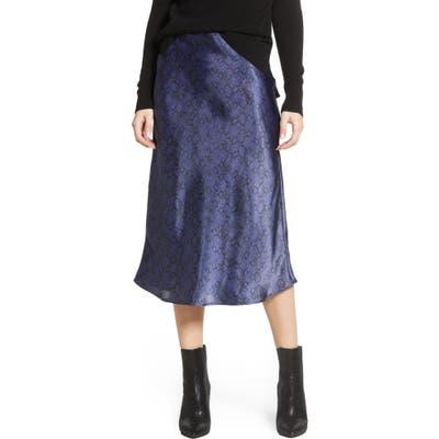 Chelsea28 Animal Print Skirt