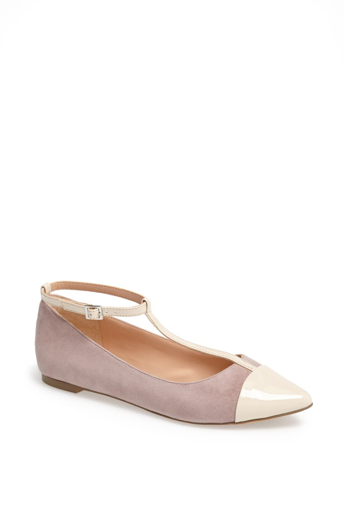 ,                             Julianne Hough for Sole Society 'Addy' Flat,                             Main thumbnail 7, color,                             060