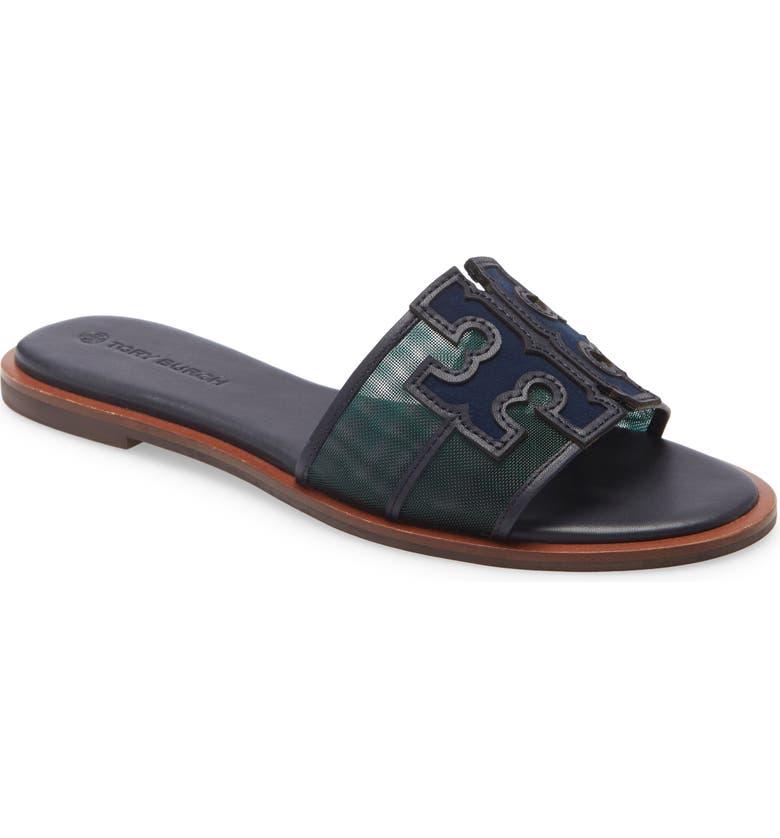 TORY BURCH Ines Slide Sandal, Main, color, 300