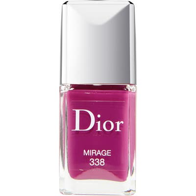 Dior Vernis Gel Shine & Long Wear Nail Lacquer -