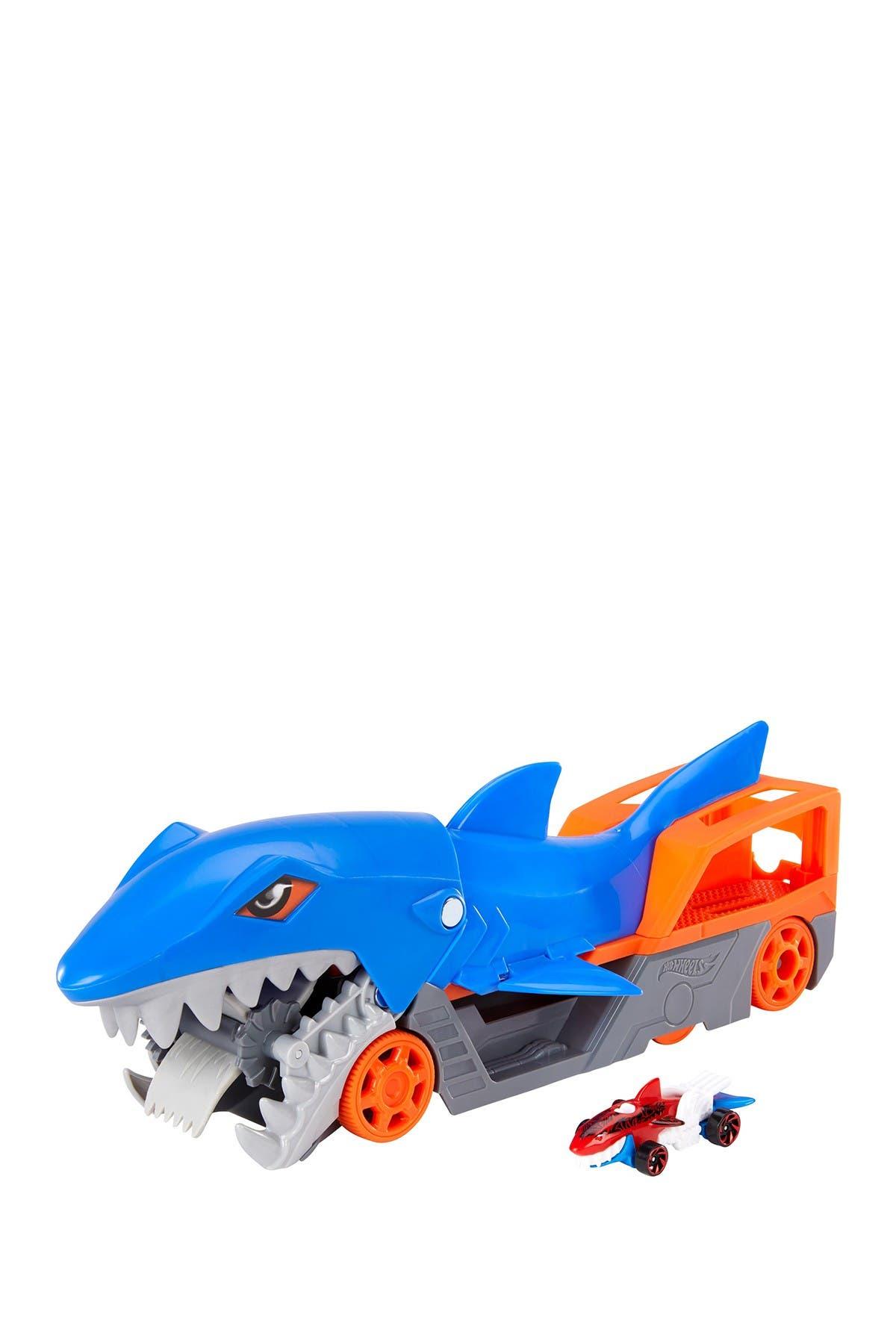Image of Mattel Hot Wheels® Shark Chomp Transporter