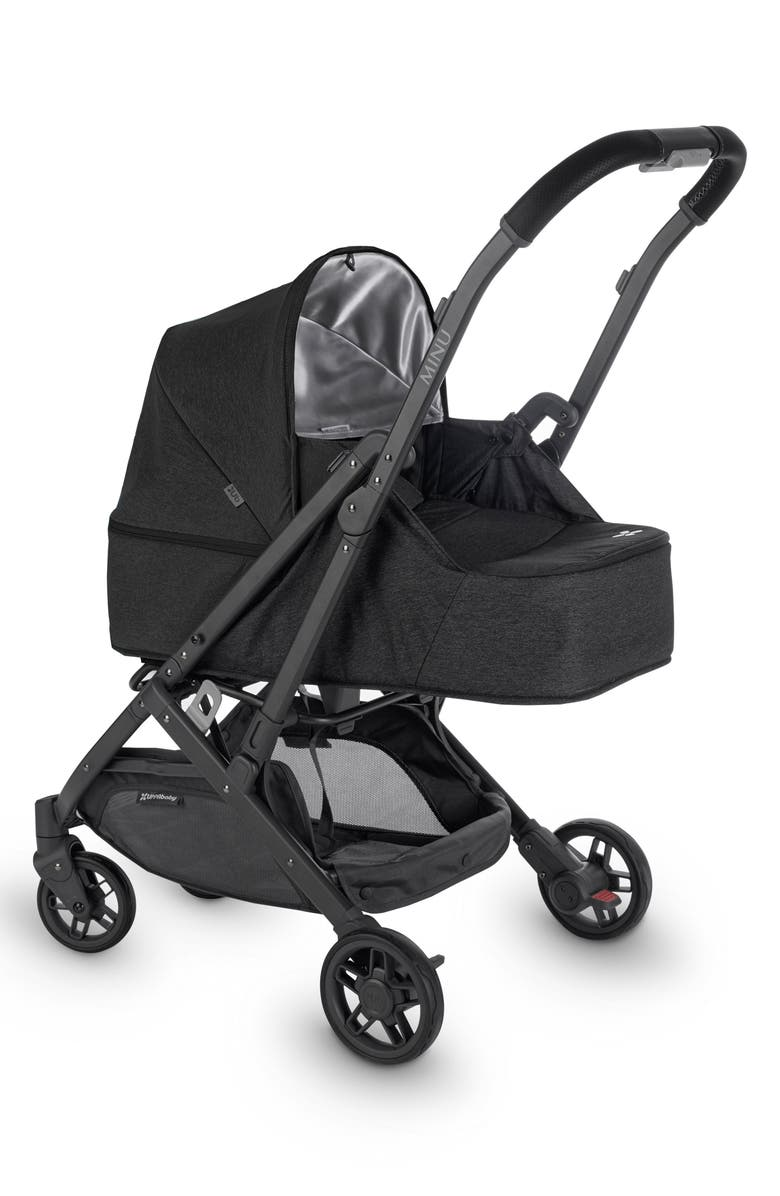 UPPABABY Minu From Birth Kit, Main, color, JAKE BLACK MELANGE