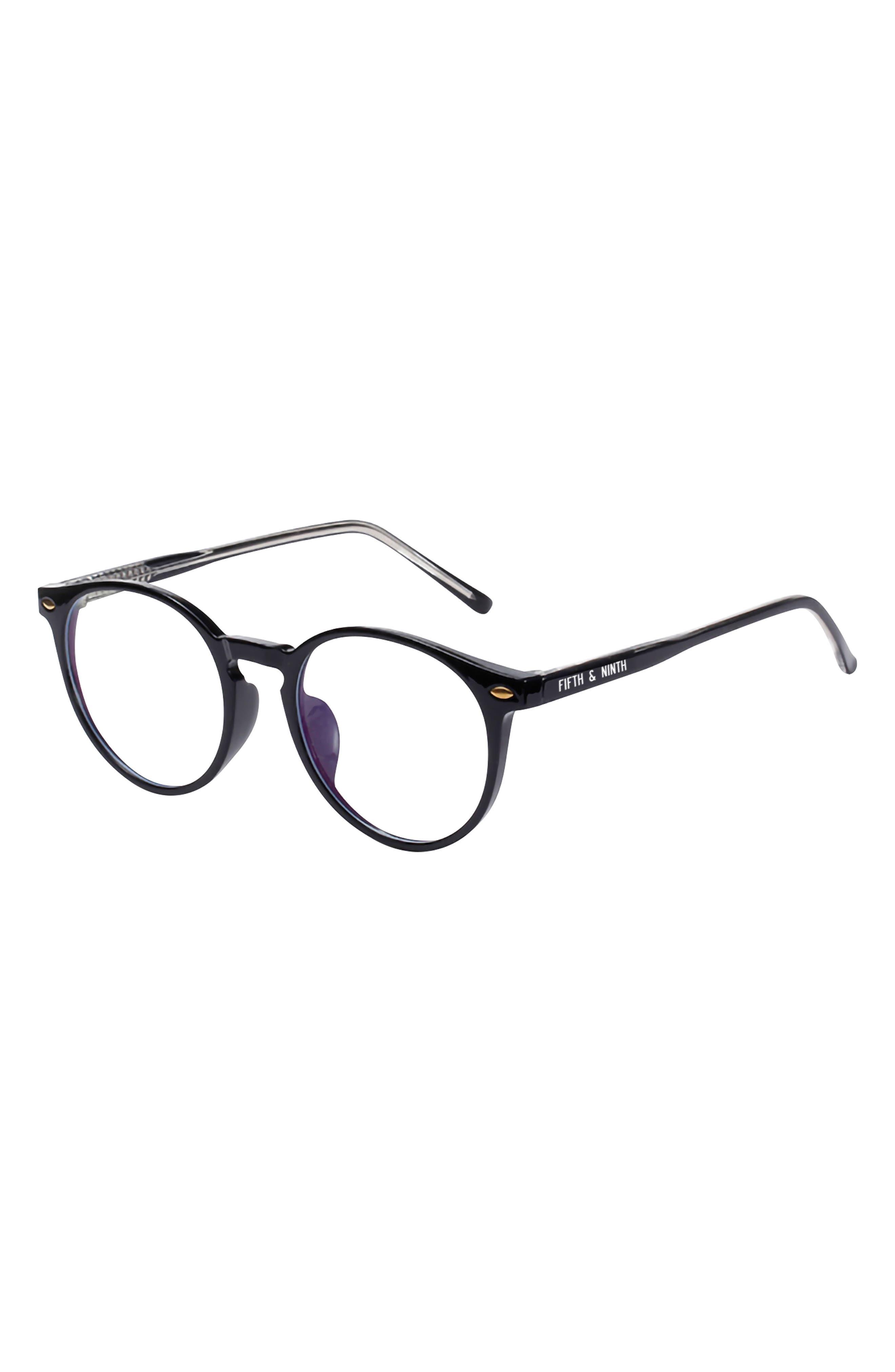 Chandler 46mm Blue Light Filtering Glasses