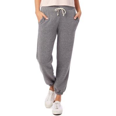 Alternative Classic Eco-Fleece Sweatpants, Grey