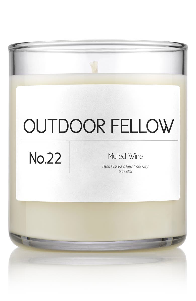 OUTDOOR FELLOW No. 22 Mulled Wine Scented Candle, Main, color, 100