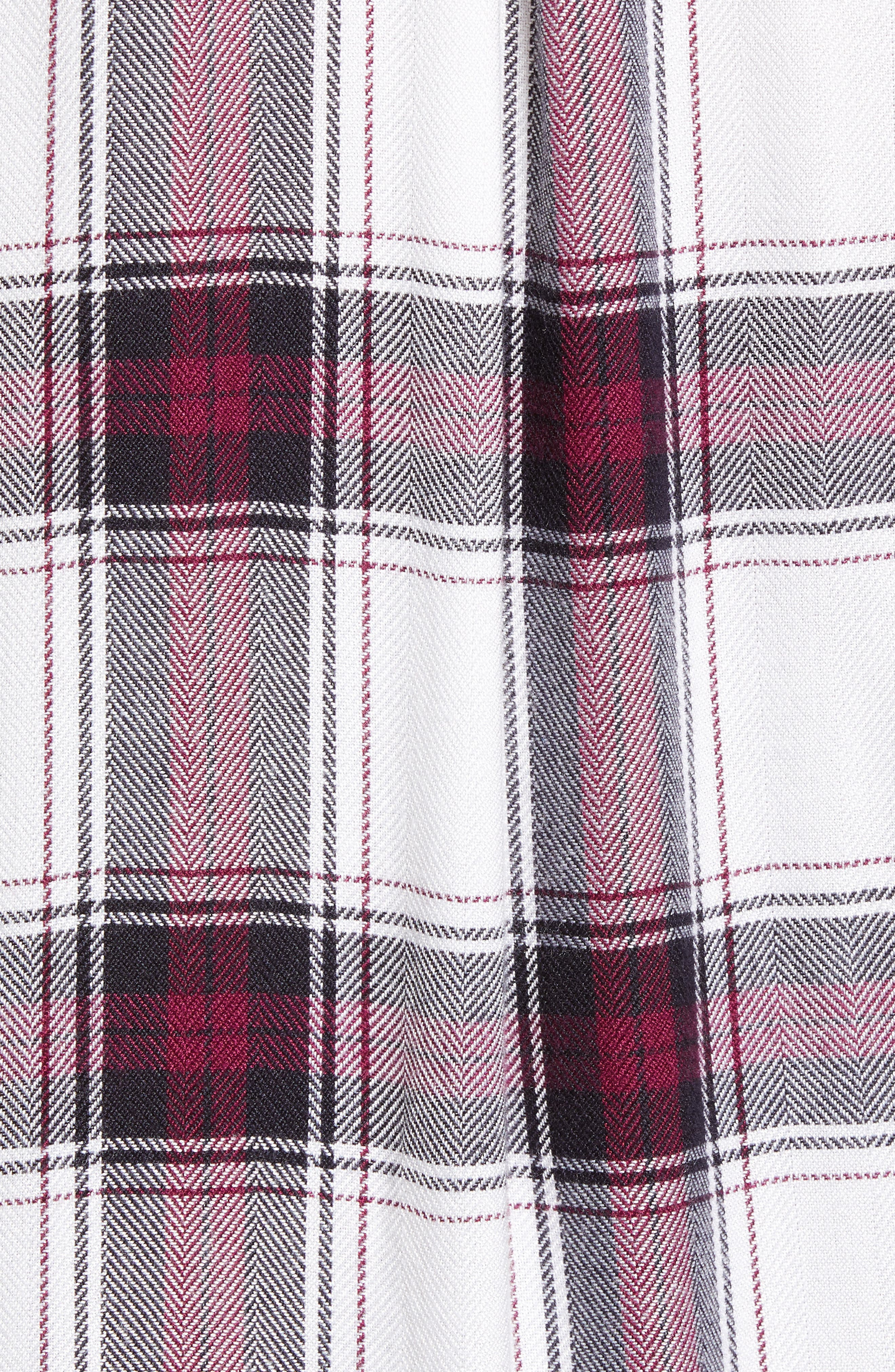 ,                             Hunter Plaid Shirt,                             Alternate thumbnail 410, color,                             502