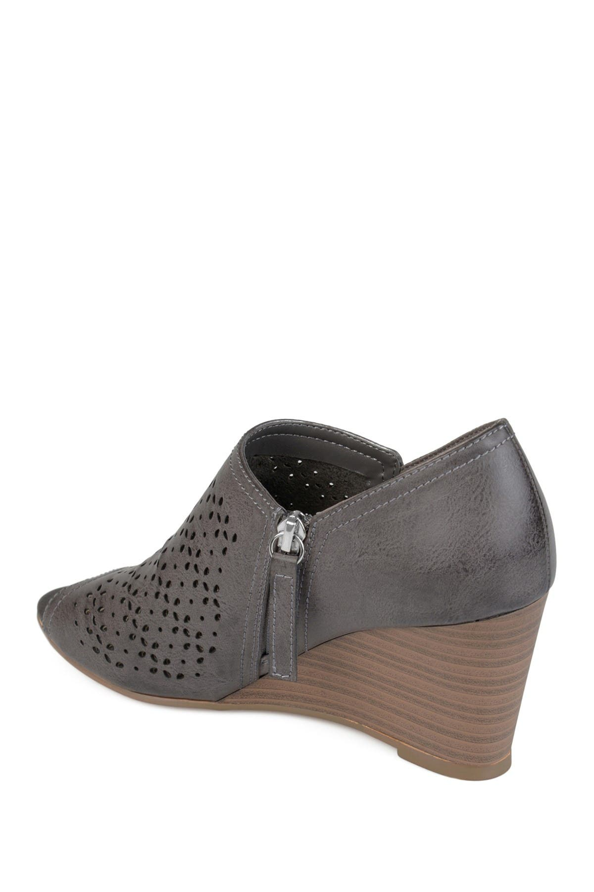 Image of JOURNEE Collection Britny Wedge