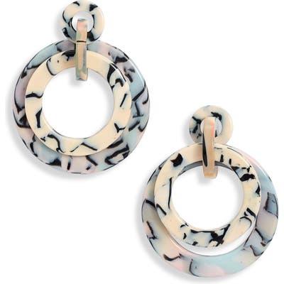 Lele Sadoughi Mini Banded Hoop Earrings (Nordstrom Exclusive)