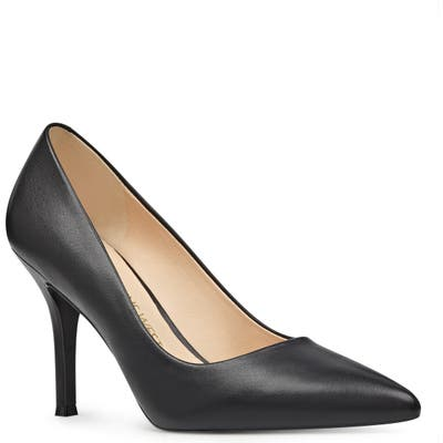 Nine West Fifth Pointy Toe Pump, Black