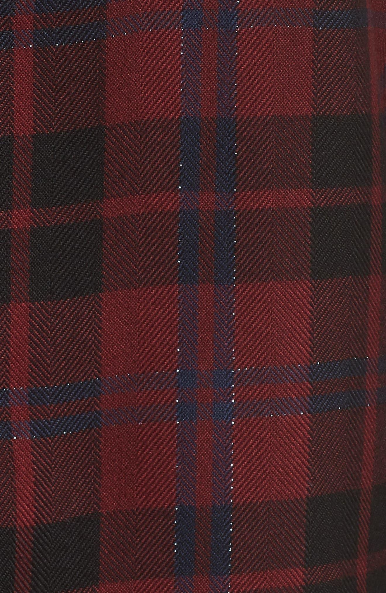 ,                             Hunter Plaid Shirt,                             Alternate thumbnail 442, color,                             932